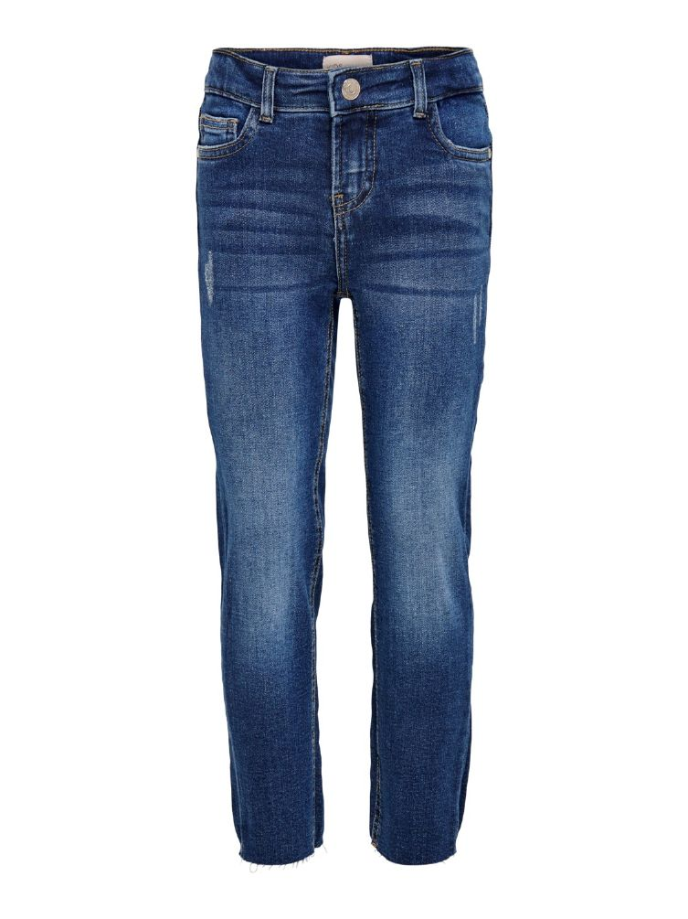 Emily St Raw Jeans Straight Fit Jeans