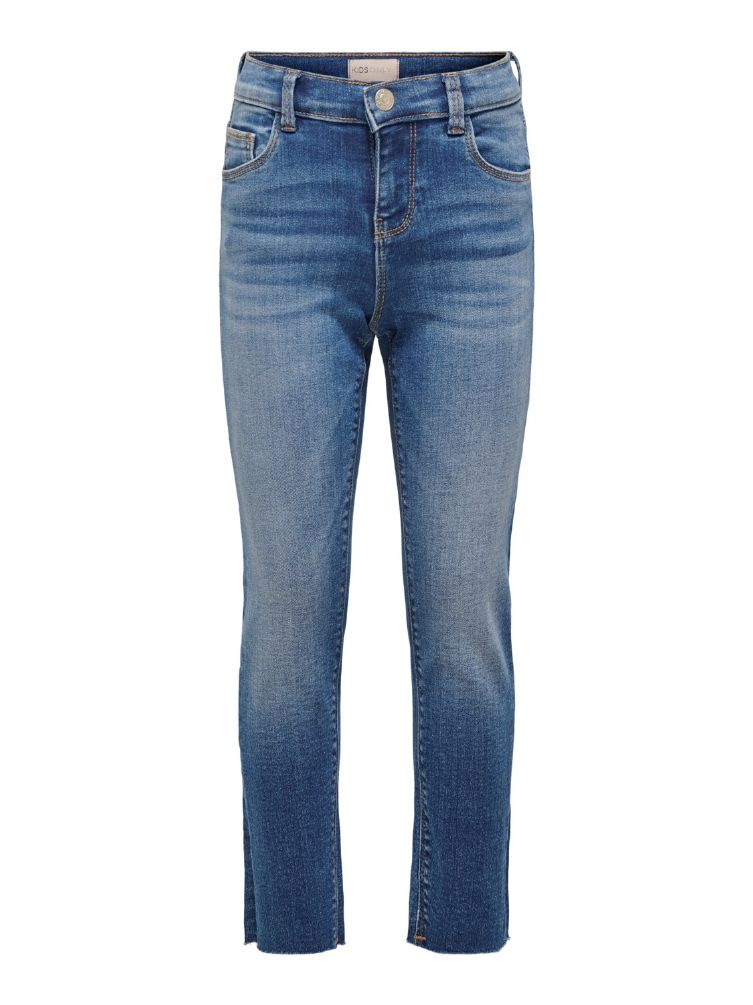 Emily St Raw Straight Fit Jeans